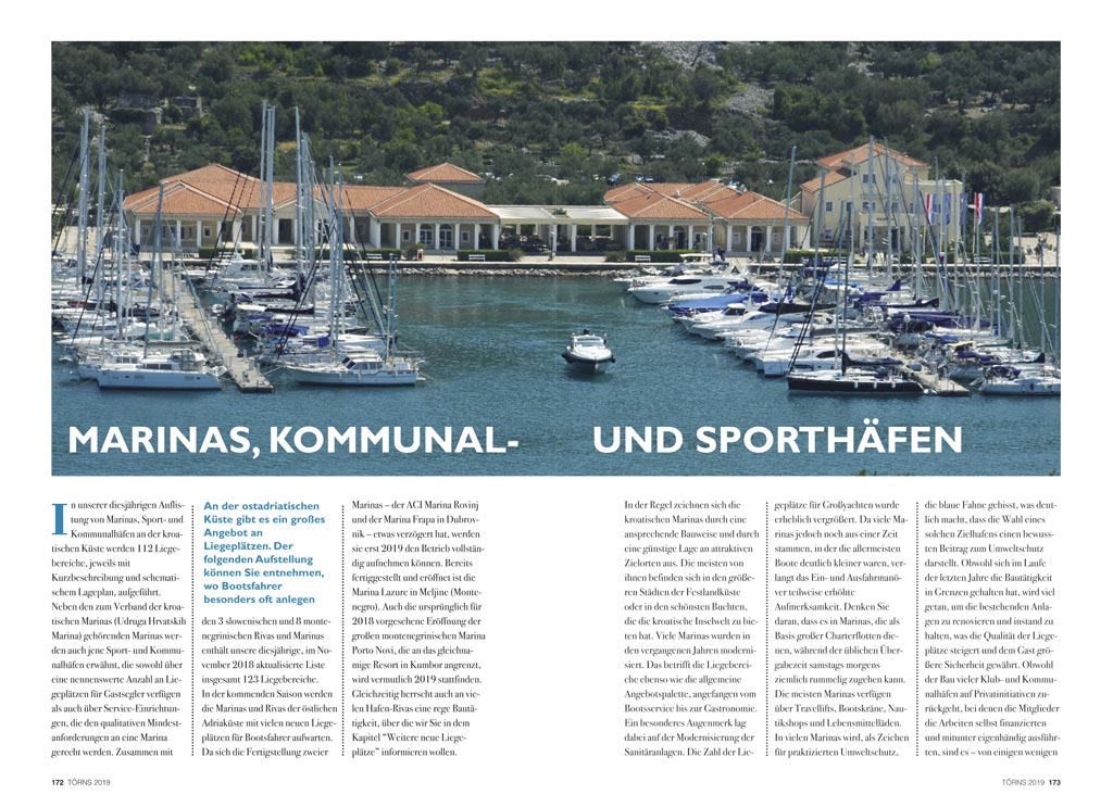 Törns in Kroatien | More Magazine