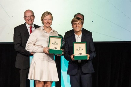 2019 Rolex World Sailor of the Year © World Sailing