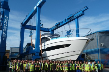 Sunseeker staff