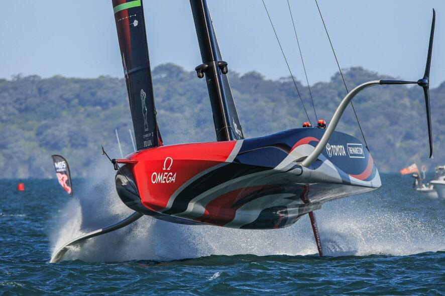 Emirates Team New Zealand 3
