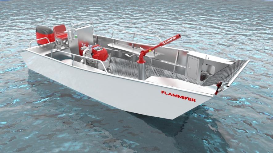 Flammifer FFB 640 F-RPA
