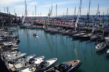 Salone nautico Genova