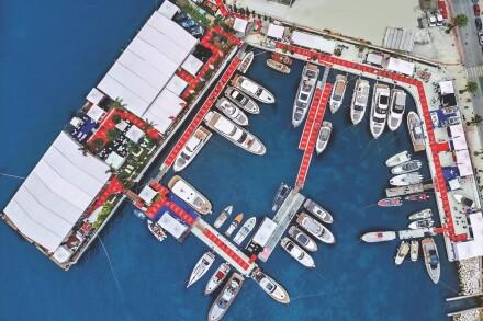 Croatia boat show 2