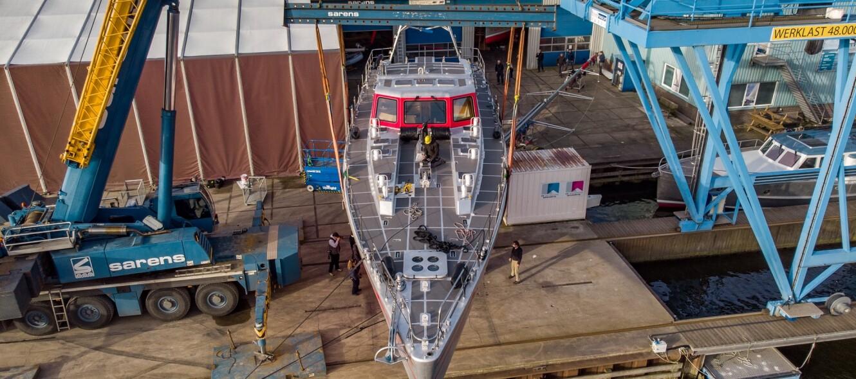 Pelagic-77_Vinson_of_Antarctica_Launch-at-KM-Yachtbuilders-2021-02-22-1