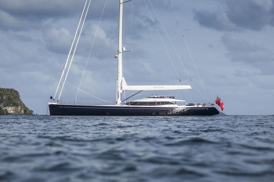 Oyster Yacht TWILIGHT 2